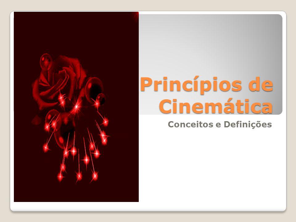 Princípios de Cinemática