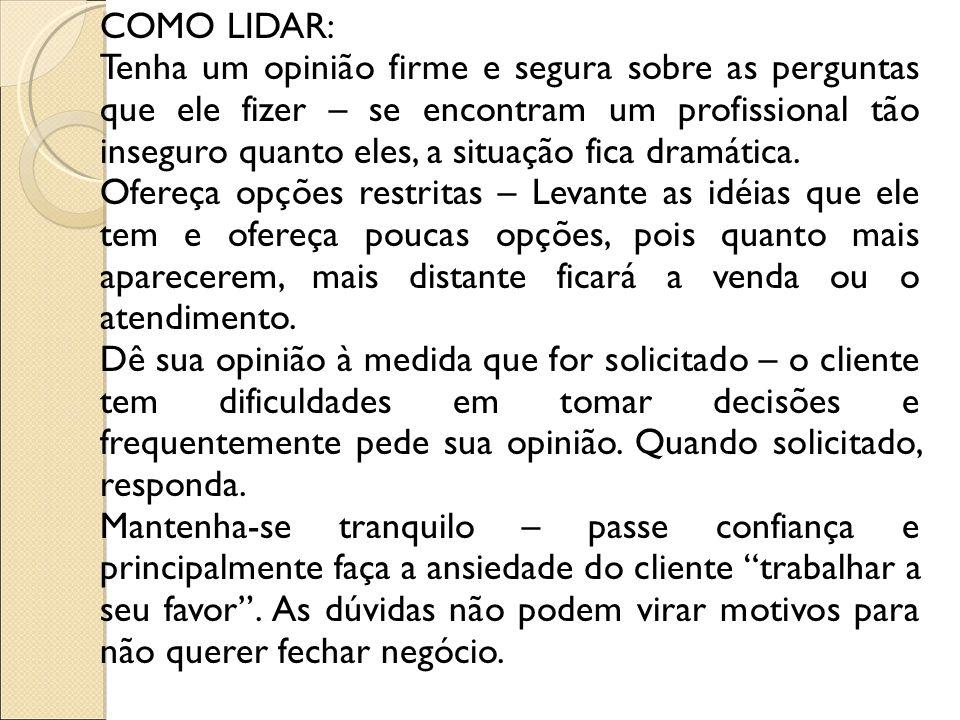 COMO LIDAR:
