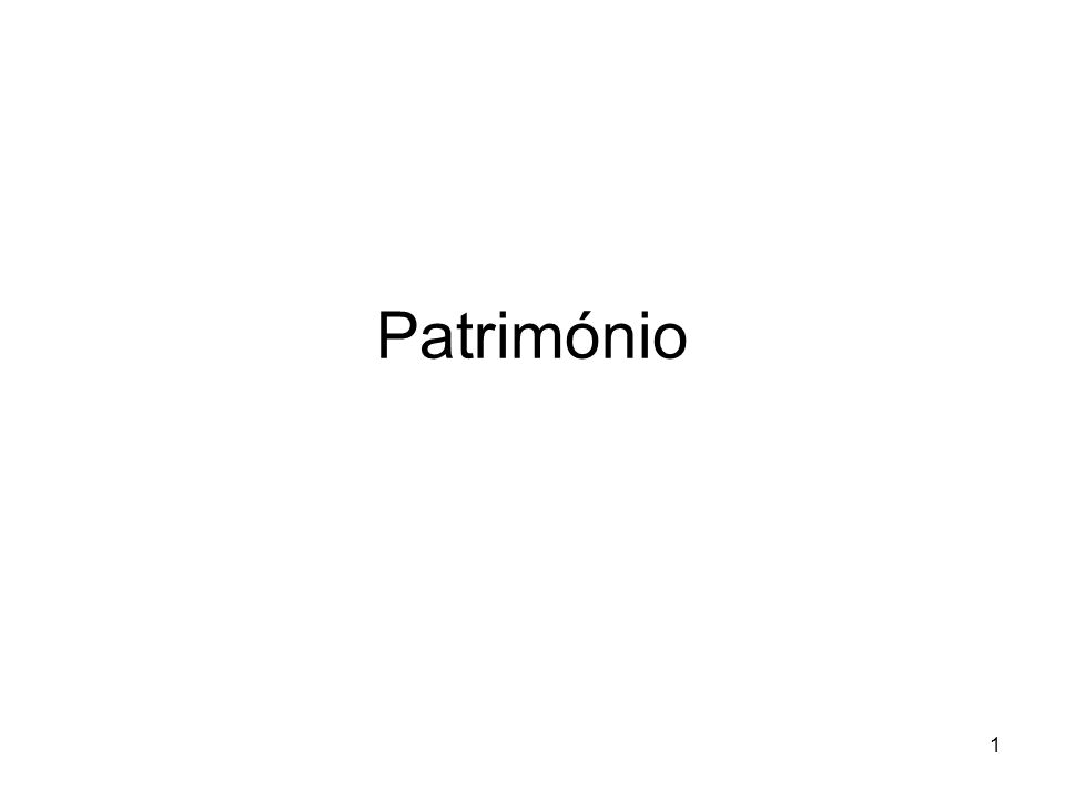 Património