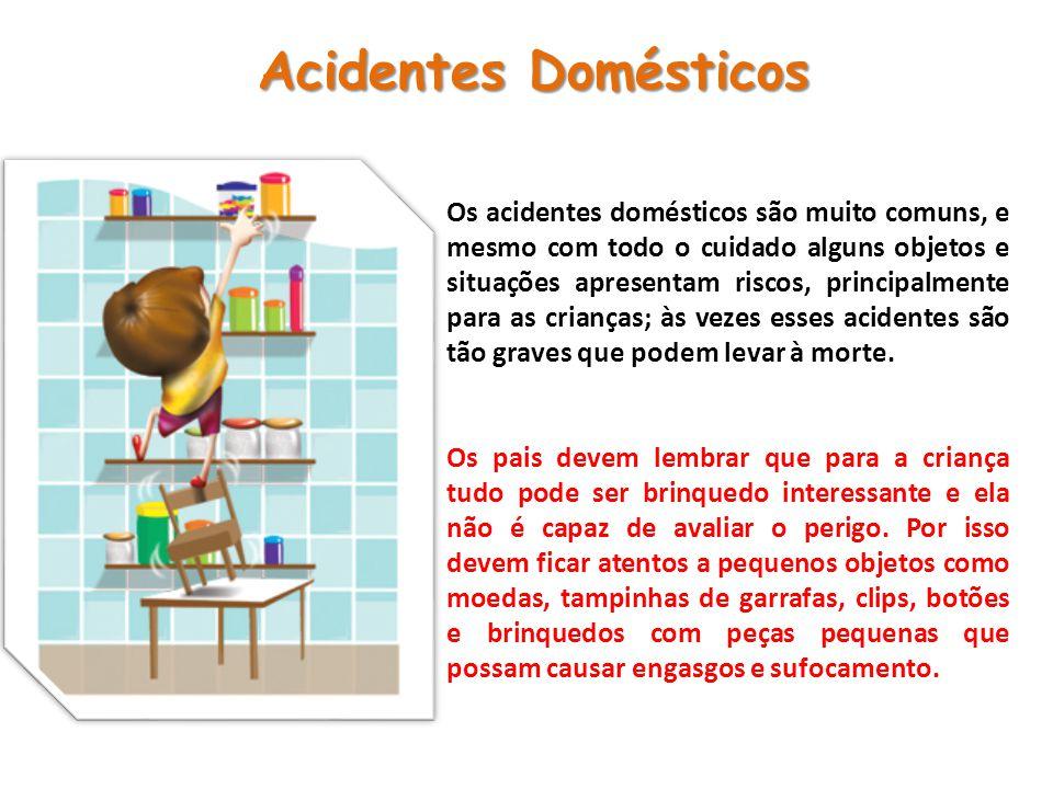 Acidentes Domésticos