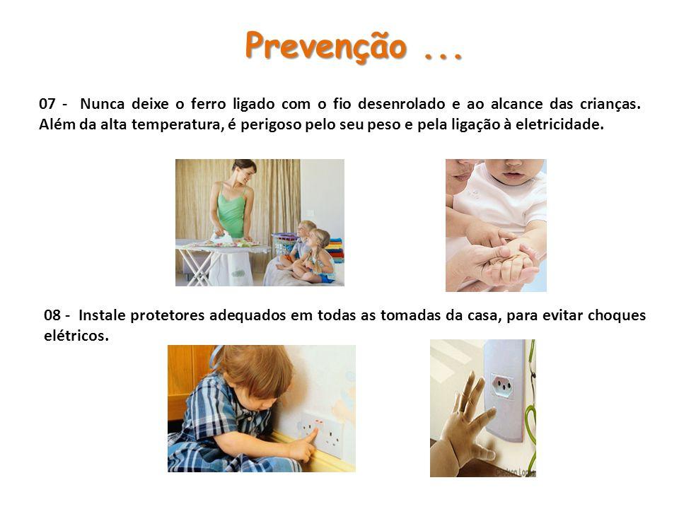 Prevenção ...