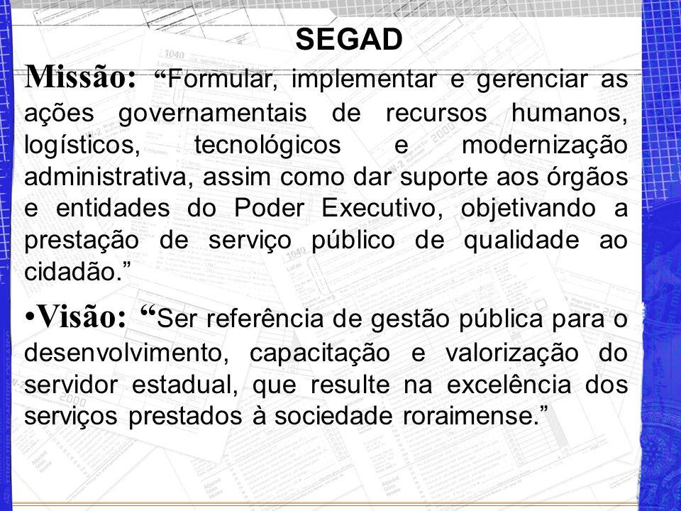 SEGAD