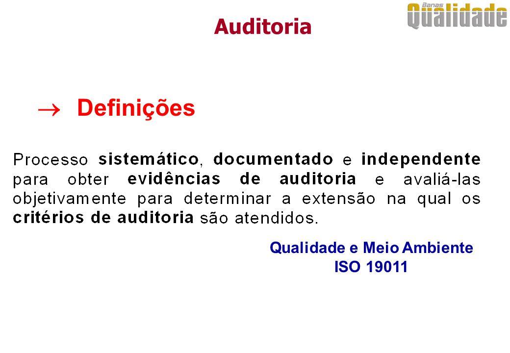 Qualidade e Meio Ambiente ISO 19011