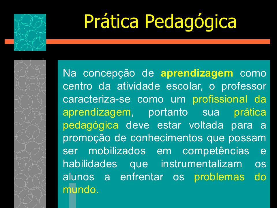 Prática Pedagógica