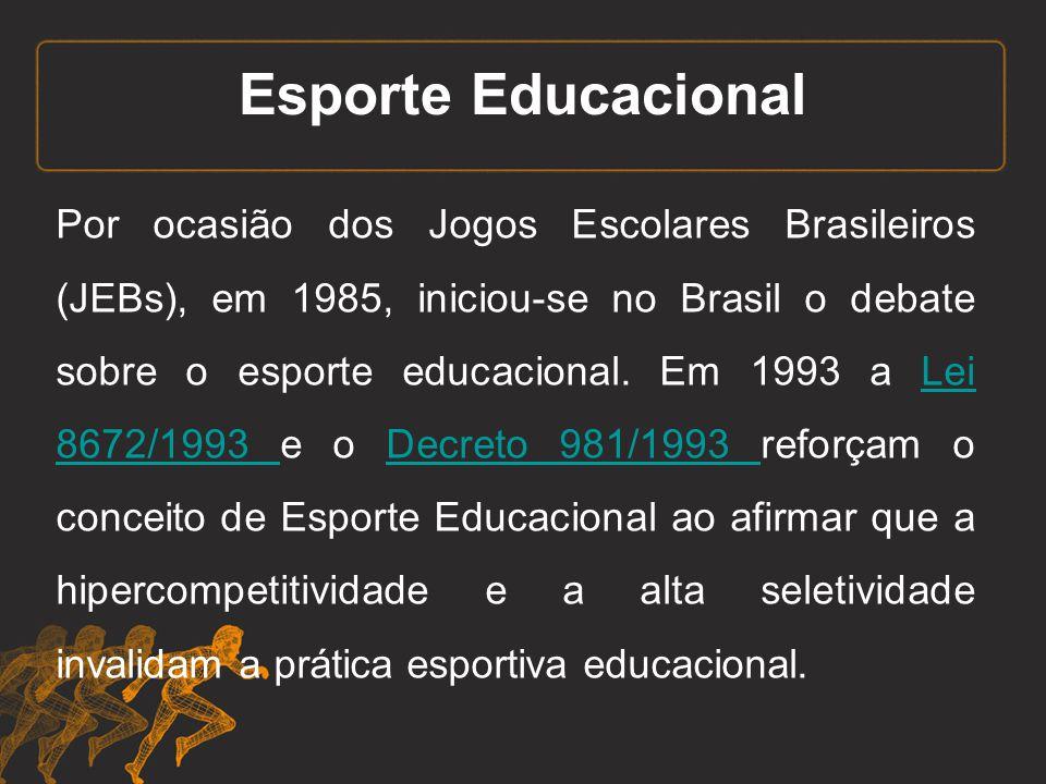 Esporte Educacional