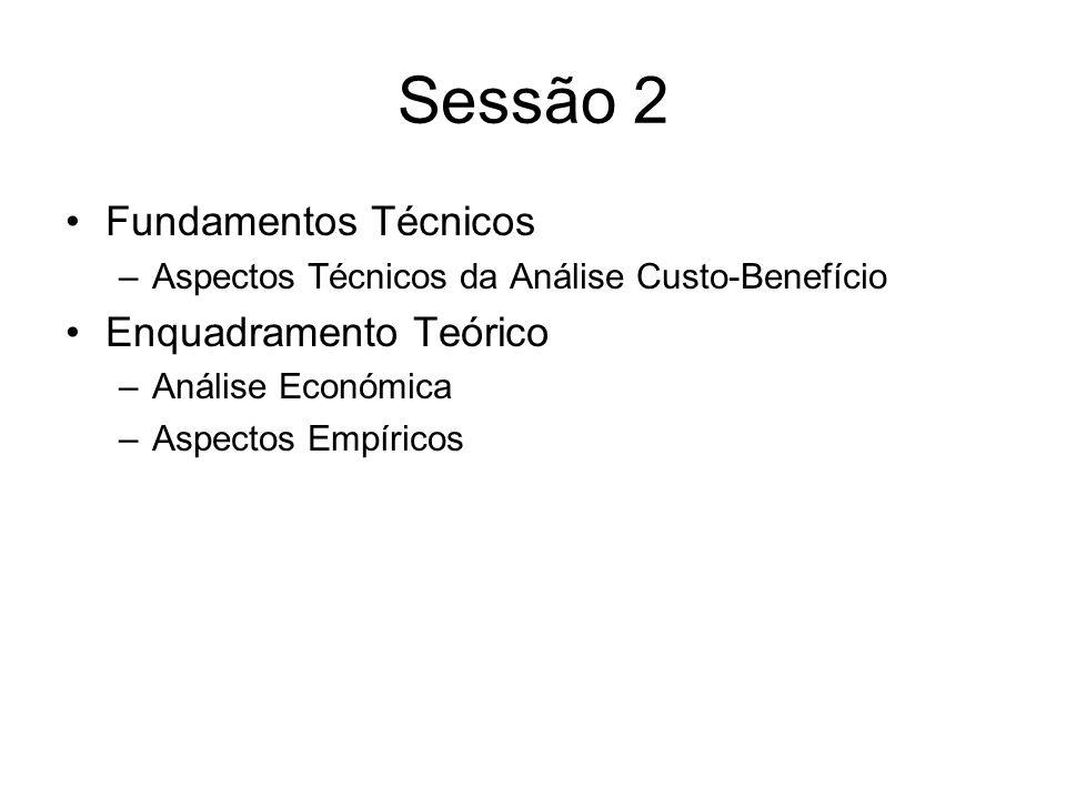 Sessão 2 Fundamentos Técnicos Enquadramento Teórico