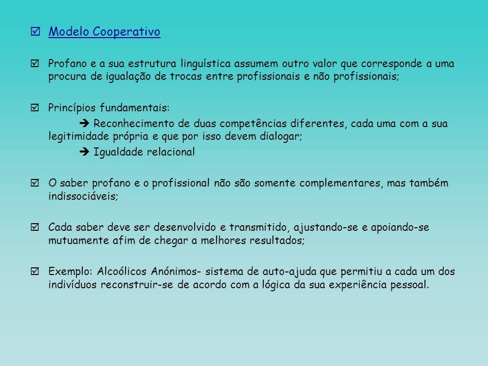 Modelo Cooperativo