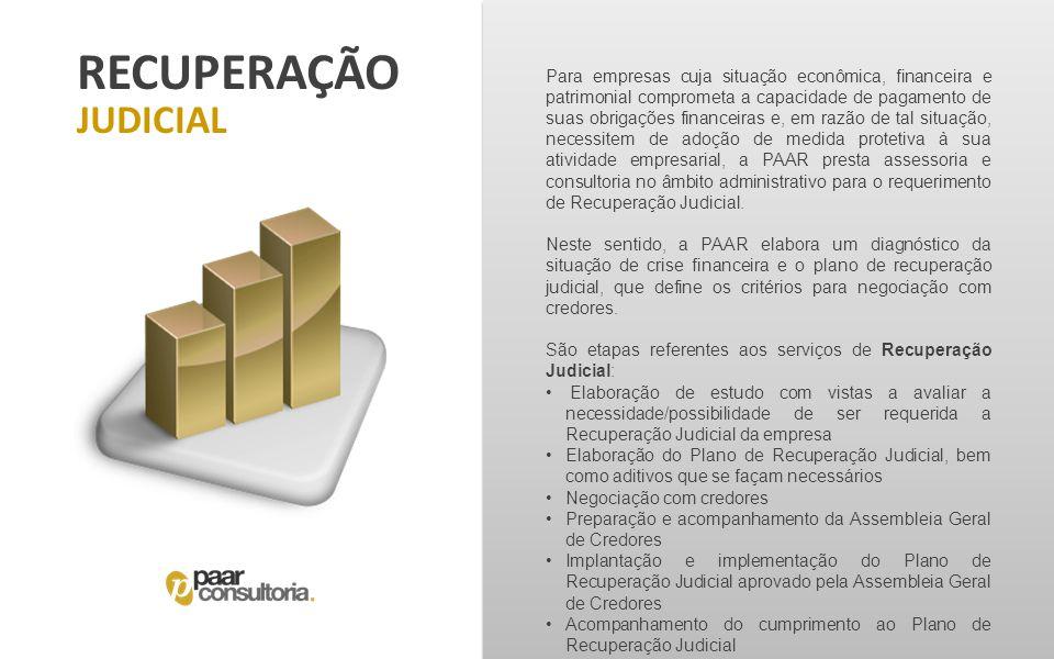 RECUPERAÇÃO JUDICIAL.