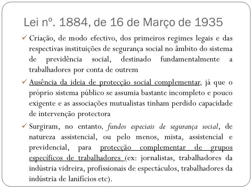 Lei nº. 1884, de 16 de Março de 1935