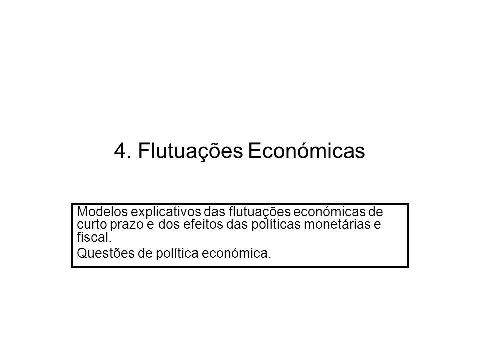 4. Flutuações Económicas