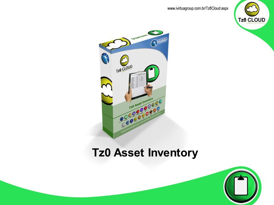 Tz0 Asset Inventory