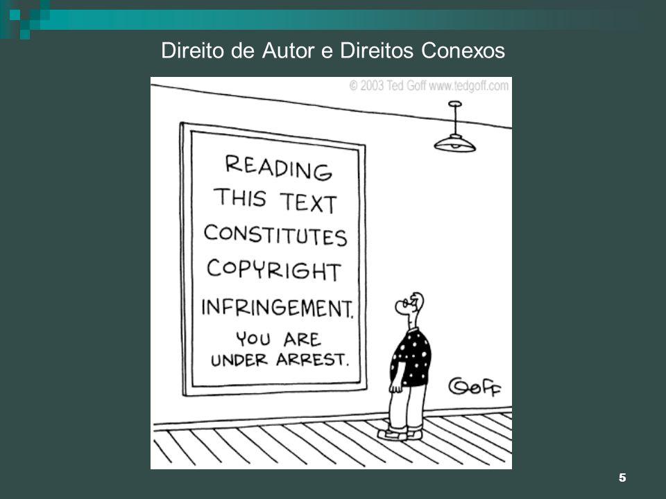 Direito de Autor e Direitos Conexos