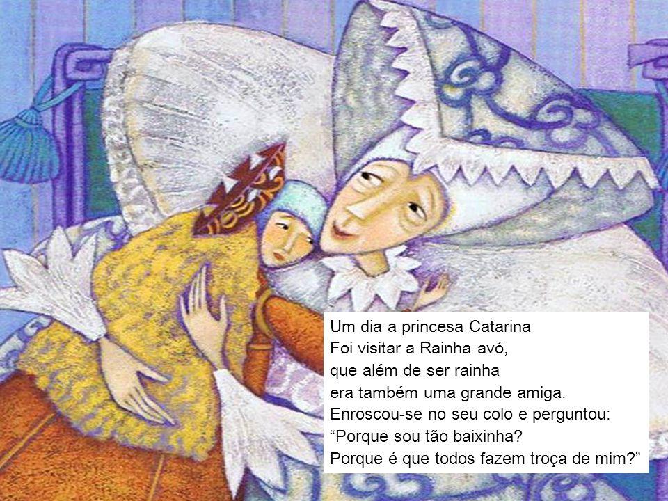 Um dia a princesa Catarina