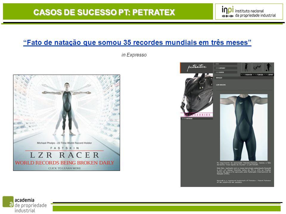 CASOS DE SUCESSO PT: PETRATEX