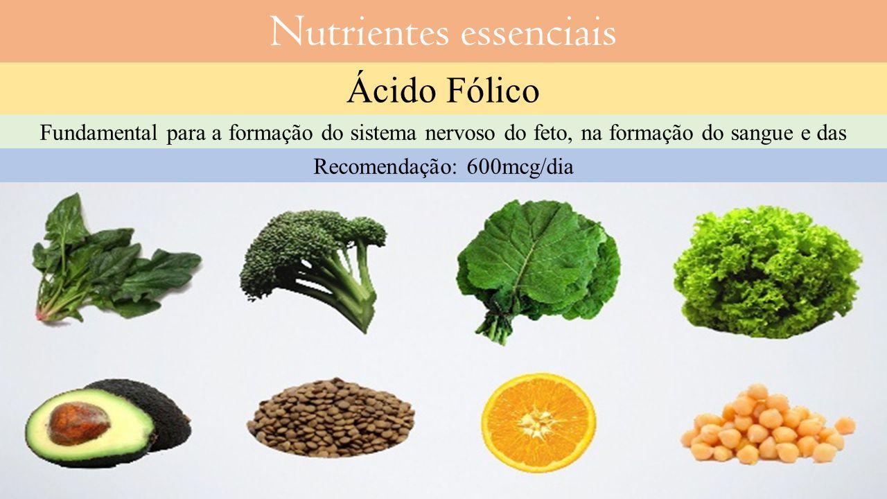 Nutrientes essenciais
