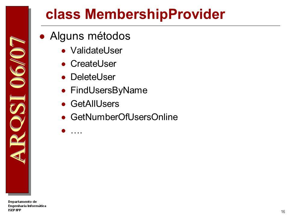 class MembershipProvider