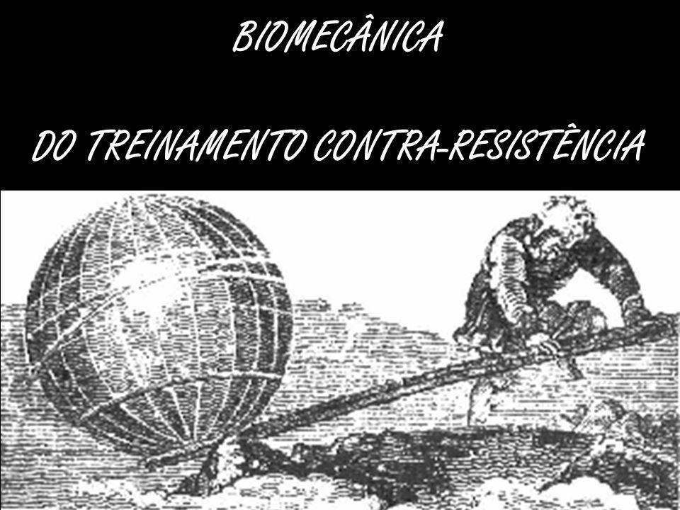DO TREINAMENTO CONTRA-RESISTÊNCIA