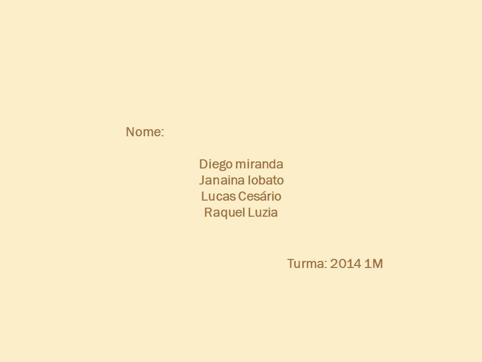 Diego miranda Janaina lobato Lucas Cesário Raquel Luzia