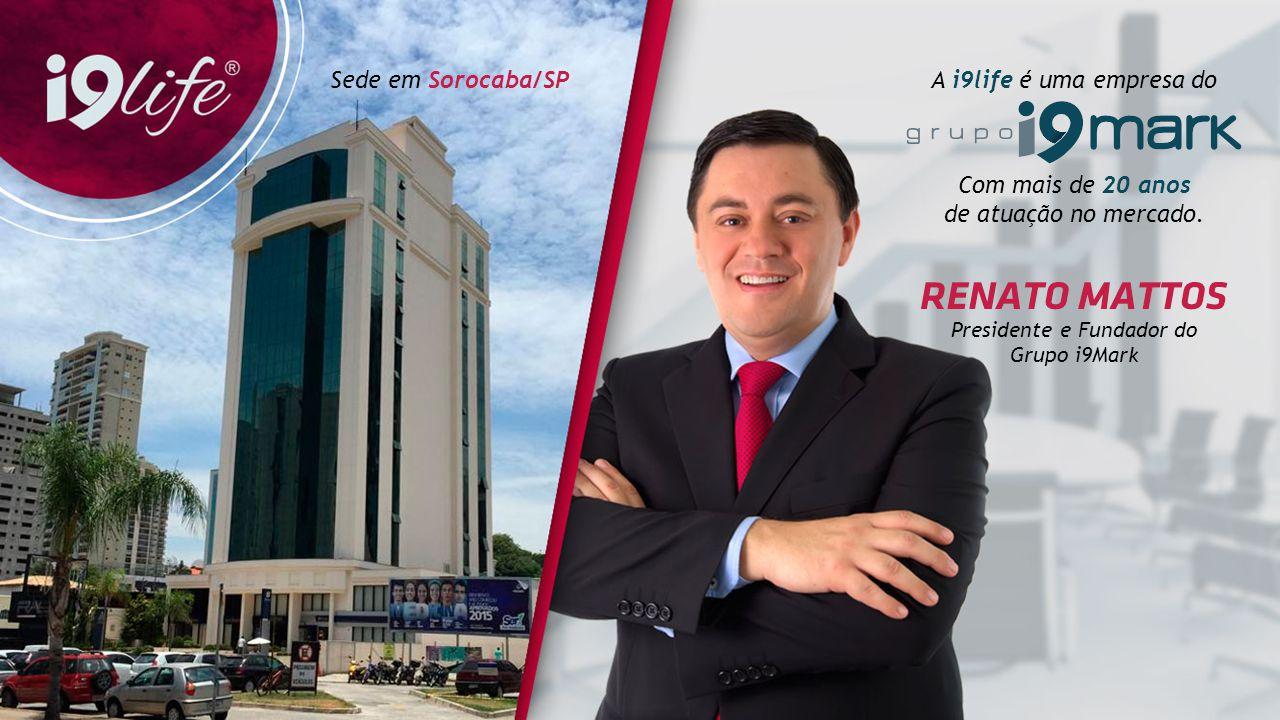 Presidente e Fundador do Grupo i9Mark