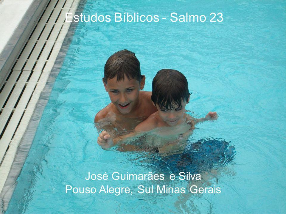 Estudos Bíblicos - Salmo 23