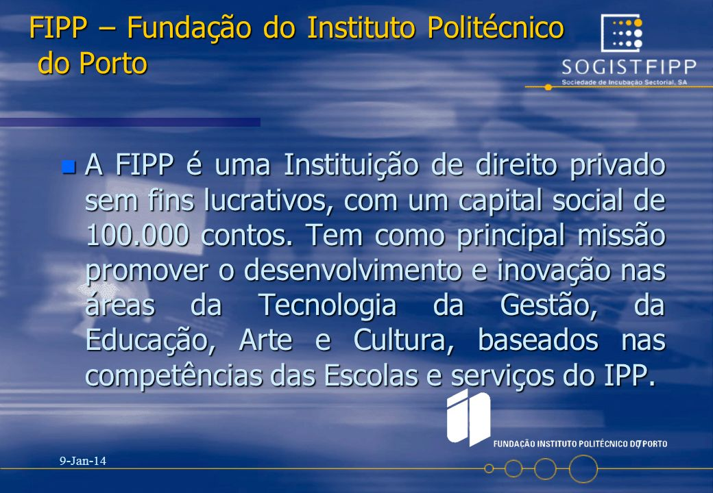 FIPP – Fundação do Instituto Politécnico do Porto