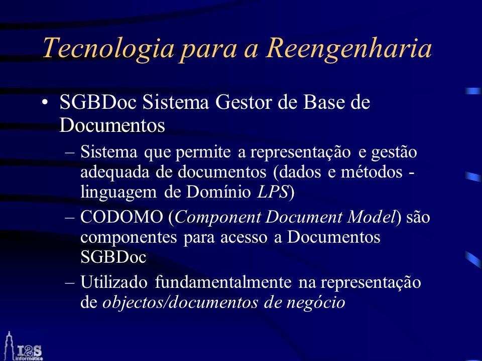 Tecnologia para a Reengenharia