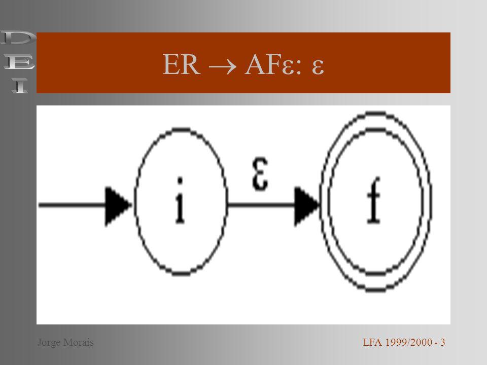 ER  AF:  DEI Jorge Morais LFA 1999/2000 - 3