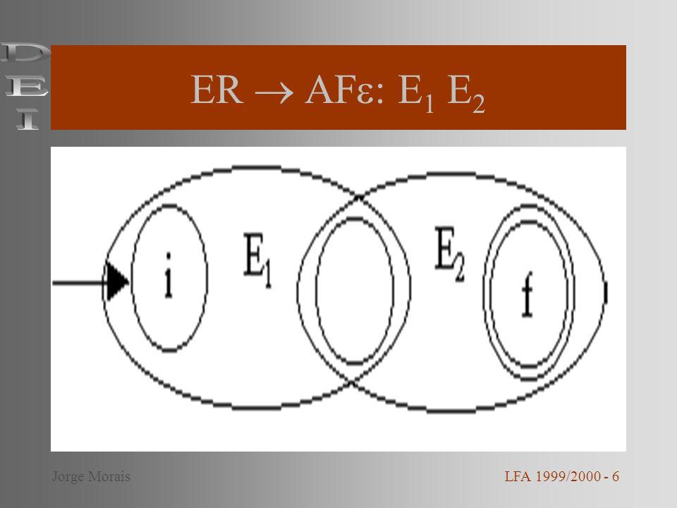 ER  AF: E1 E2 DEI Jorge Morais LFA 1999/2000 - 6