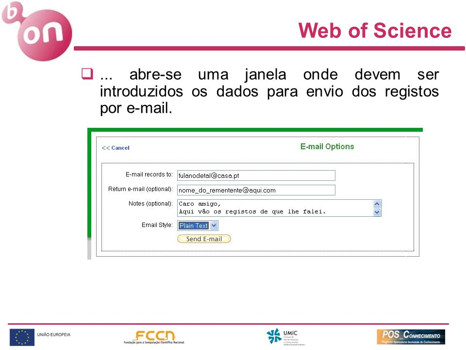 Web of Science ...
