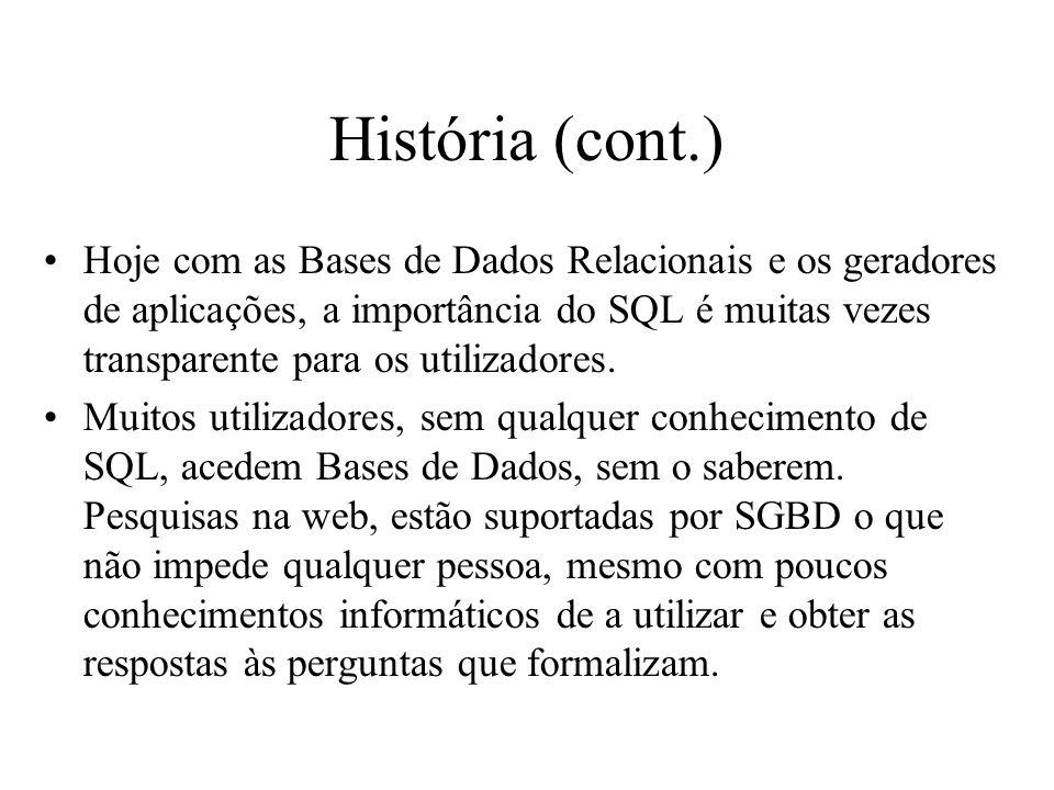 História (cont.)