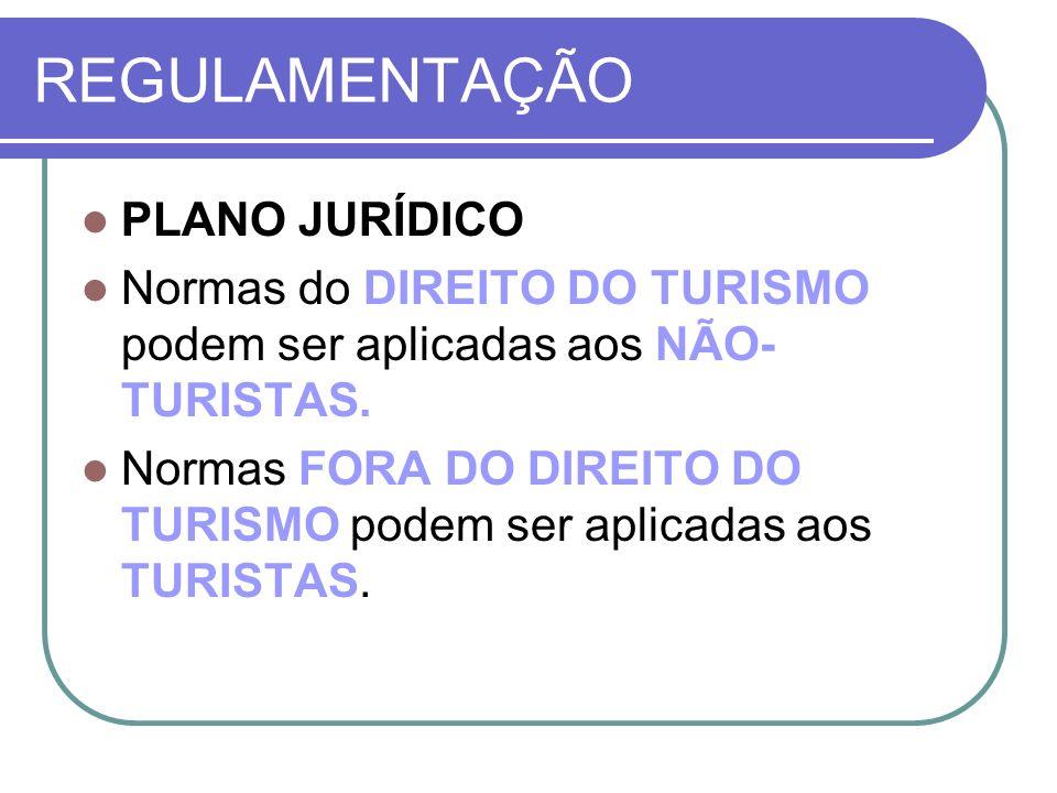 REGULAMENTAÇÃO PLANO JURÍDICO