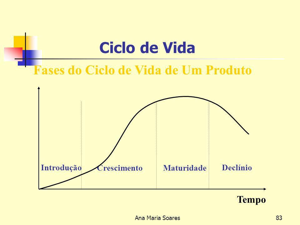 Fases do Ciclo de Vida de Um Produto