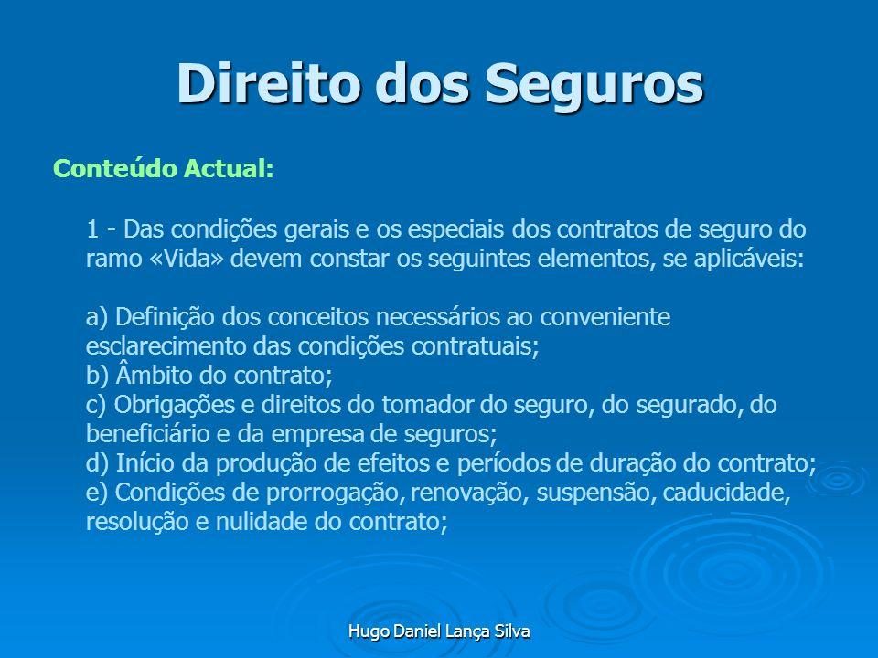 Hugo Daniel Lança Silva
