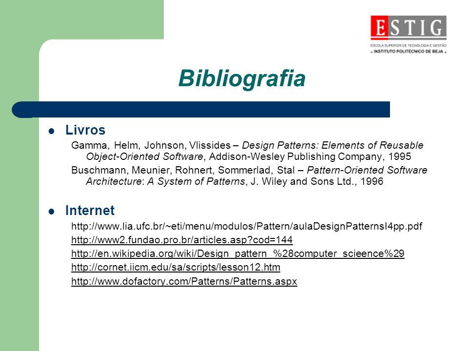 Bibliografia Livros Internet
