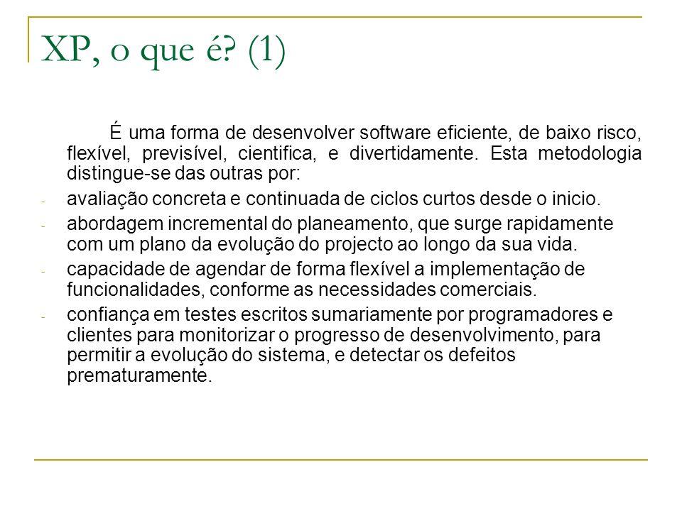 XP, o que é (1)