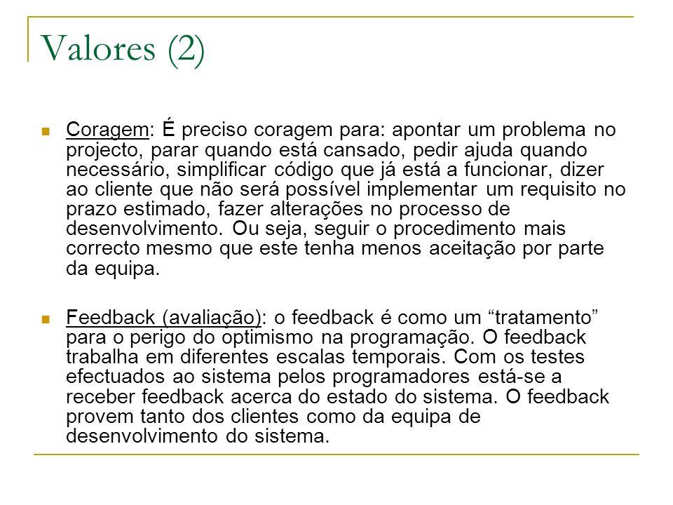 Valores (2)