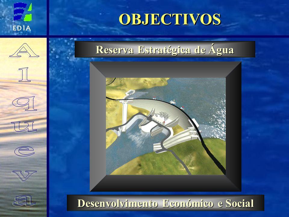 Reserva Estratégica de Água Desenvolvimento Económico e Social