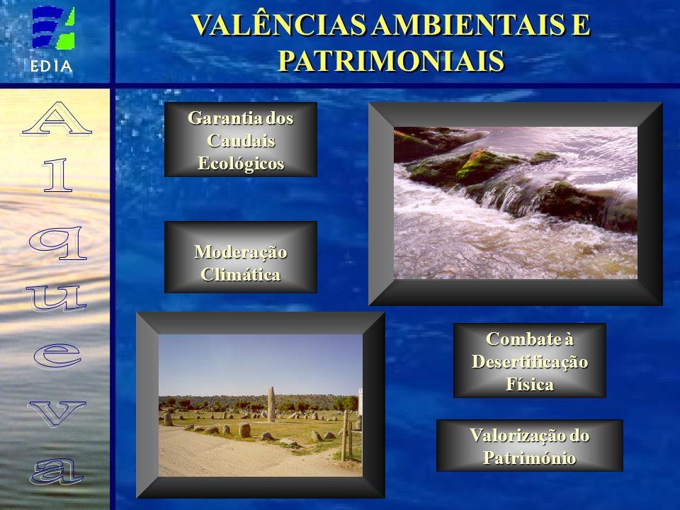 VALÊNCIAS AMBIENTAIS E PATRIMONIAIS