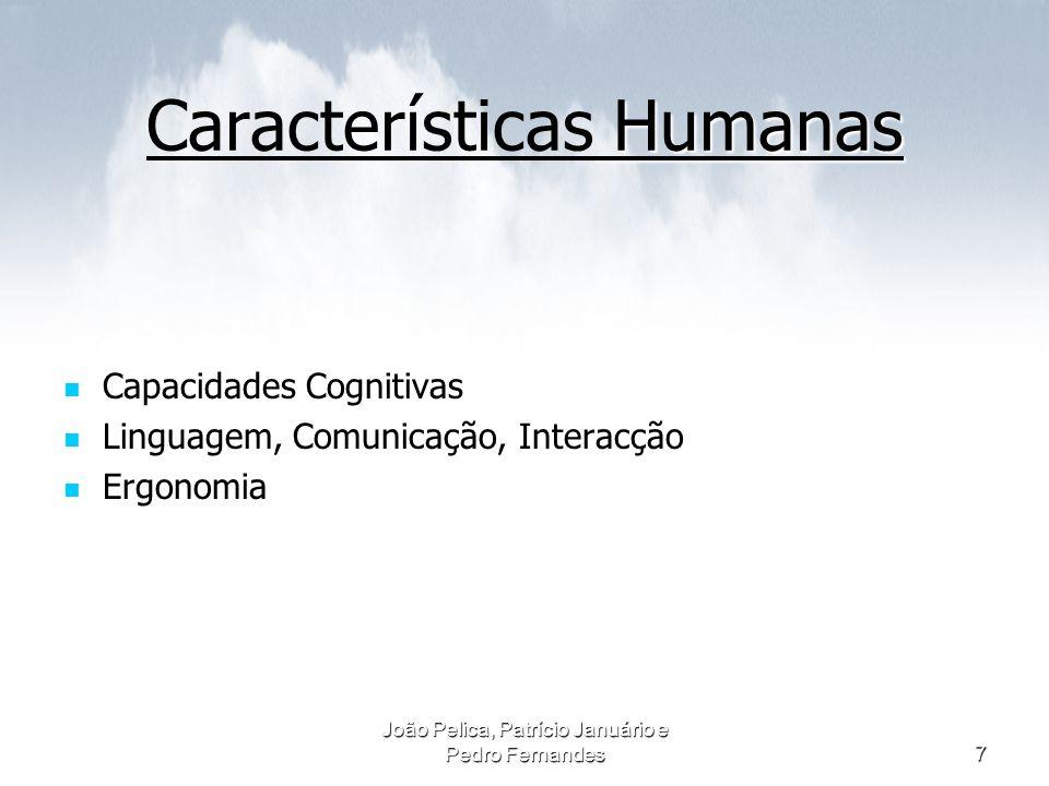 Características Humanas