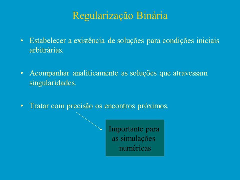 Regularização Binária