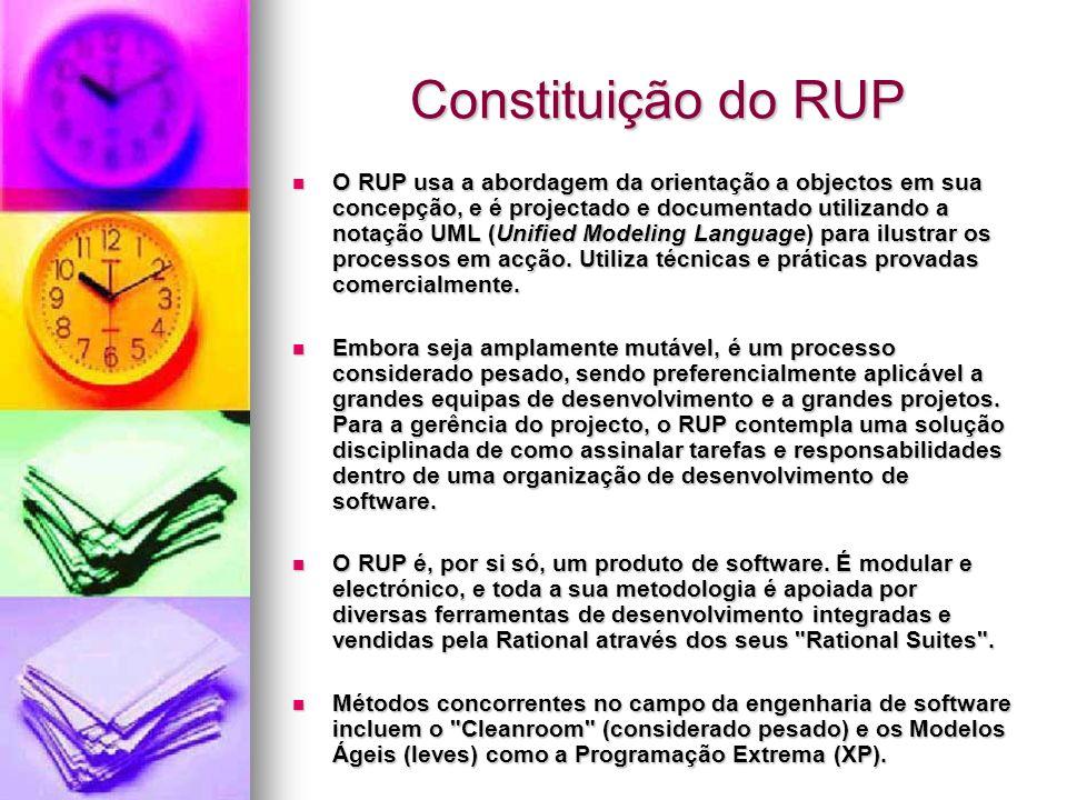 Constituição do RUP