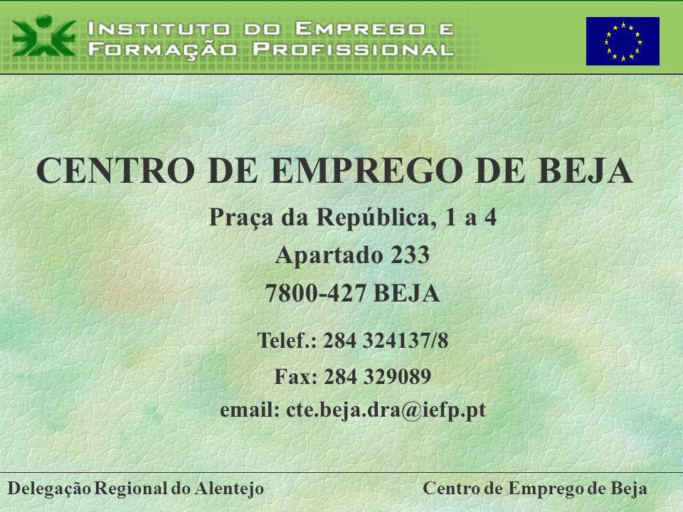 email: cte.beja.dra@iefp.pt