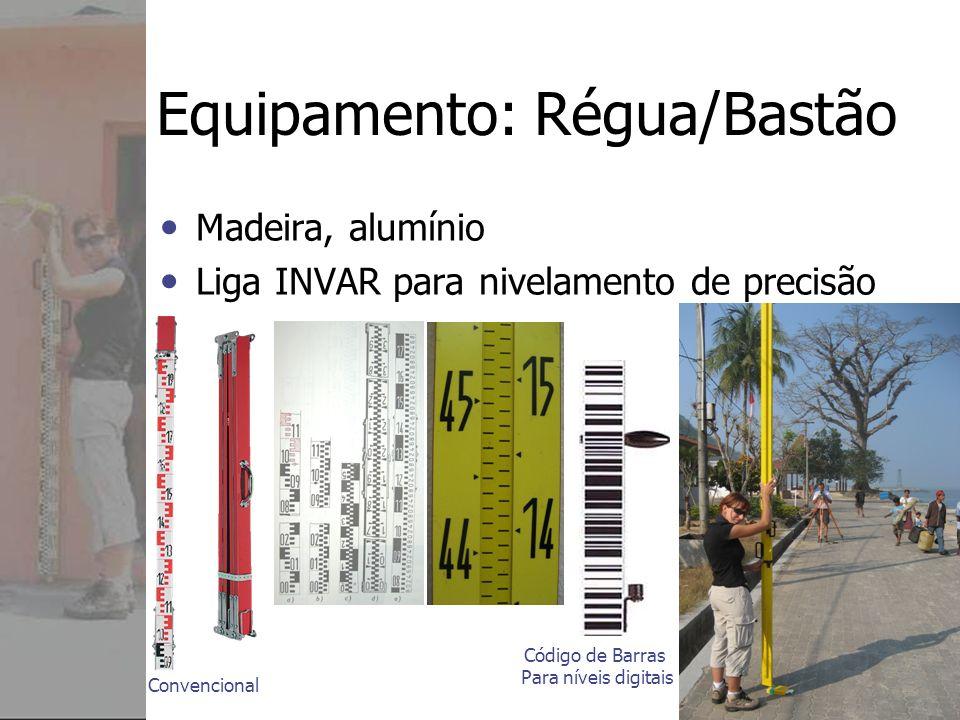Equipamento: Régua/Bastão