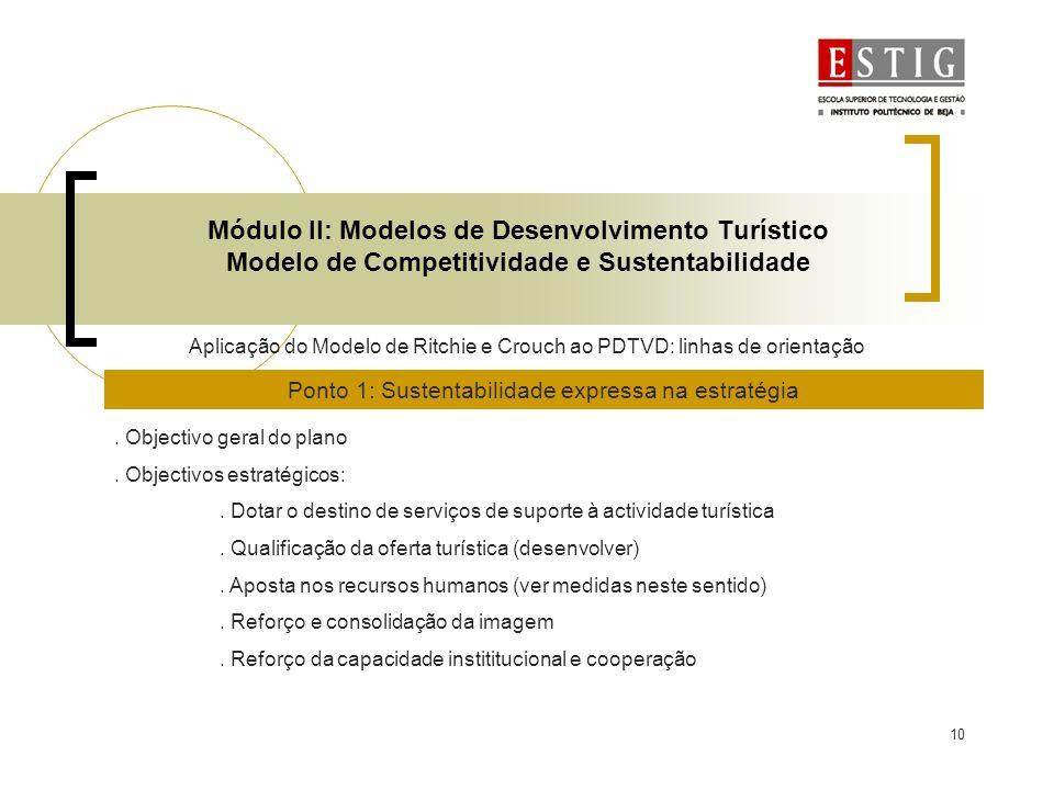 Ponto 1: Sustentabilidade expressa na estratégia