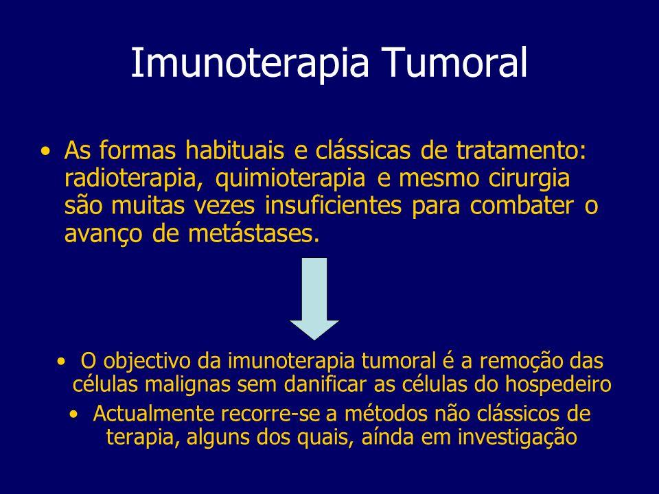 Imunoterapia Tumoral