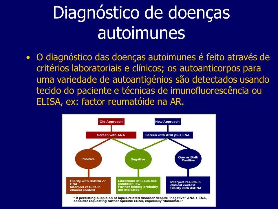 Diagnóstico de doenças autoimunes