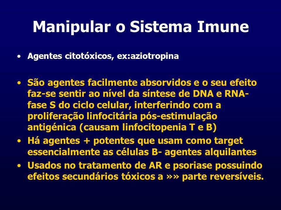 Manipular o Sistema Imune