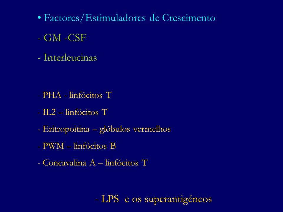 LPS e os superantigéneos