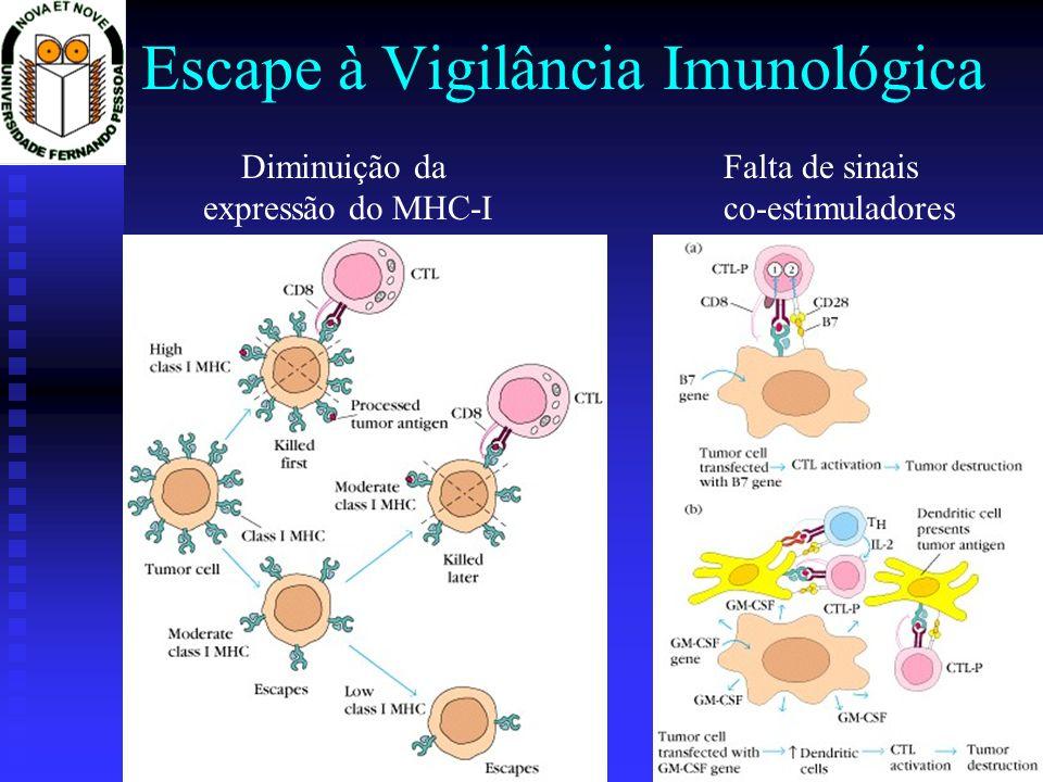 Escape à Vigilância Imunológica