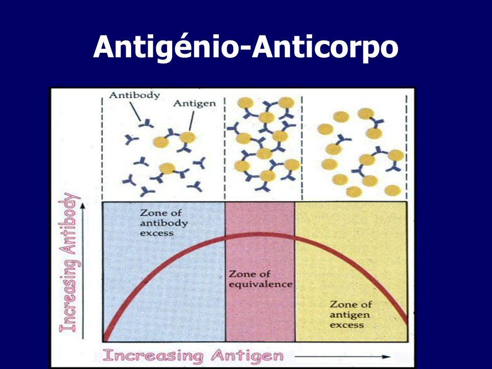 Antigénio-Anticorpo